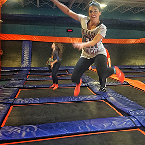 Becky Conti Trampoline Park