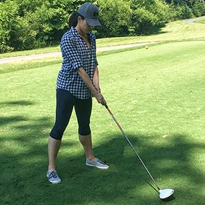 Becky Conti Golf