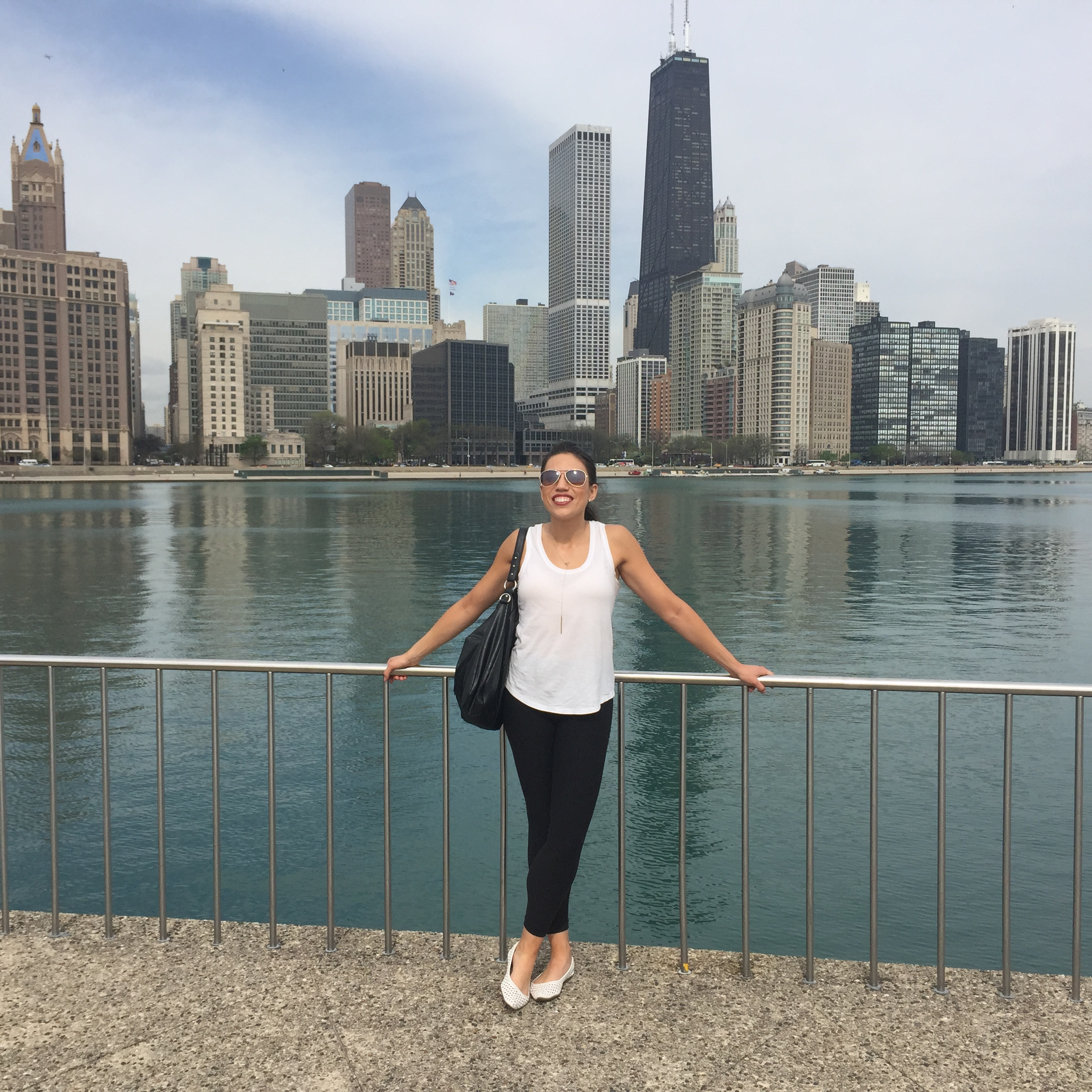 Becky Conti Chicago Skyline